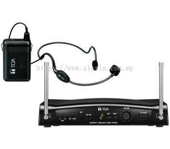 WS-5325H. TOA Wireless Set. #AIASIA Connect