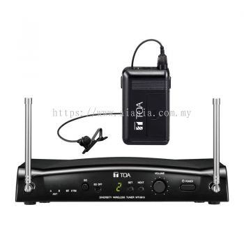WS-5325U. TOA Wireless Set. #AIASIA Connect