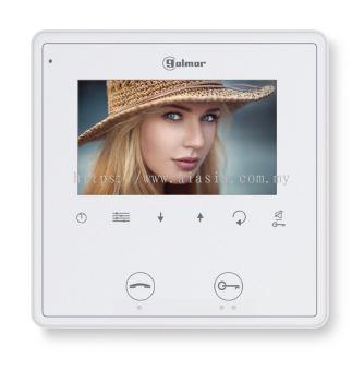 "Vesta 2 GB2. Golmar 4.3"" hands free colour monitor. #AIASIA Connect"