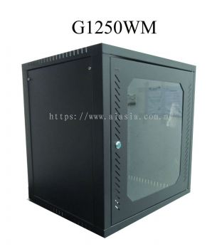 G1250WM. GrowV 12U Server Rack (Perspex Door). #AIASIA Connect