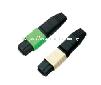 MPO Connector. Fiber Optic Connector. #AIASIA Connect