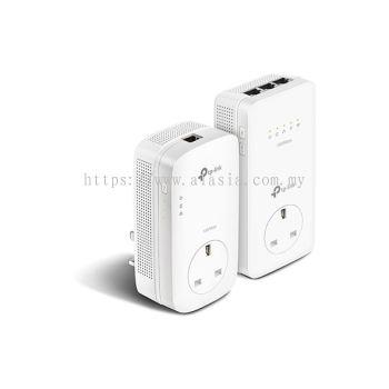 TL-WPA8630P KIT. TPlink AV1300 Gigabit Passthrough Powerline ac Wi-Fi Kit