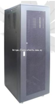 """X2480FS . EgoV X Series 19"""" 24U Floor Stand Enclosure 1250mm(H) x 600mm(W) x 800mm(D)"""
