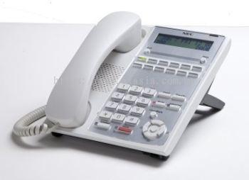 NEC DIGITAL PHONE-IP4WW-12TXH-A TEL (WH)