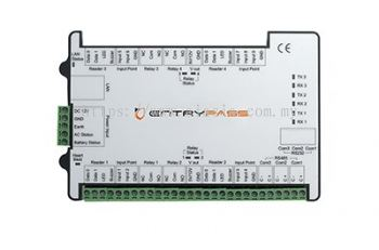 N5100.2 Readers Active Network Control Panel