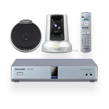 PANASONIC-HD VISUAL COMMUNICATIONS SYSTEM-KX-VC600CX
