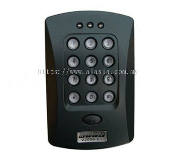 V2000.Standard Access Controller Keypad