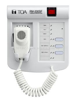 Voice Evacuation System-RM-200SF