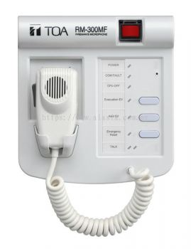 Voice Evacuation System-RM-300MF