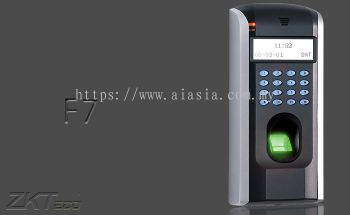 F7.Biometric Fingerprint Access Controller