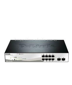 DSL MODEMS-ROUTERS-DGS-1210-10P