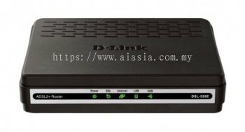 DSL MODEMS-ROUTERS-DSL-526E