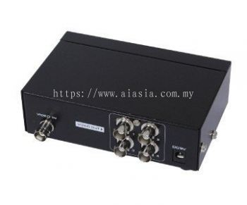 4 PORT BNC SPLITTER