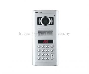 KLP-100/C100.Kocom Black & White & Color Multiple Video Doorphone Houses