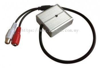 CS07X CCTV MICROPHONE
