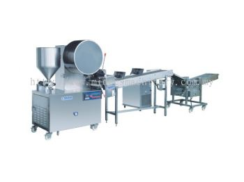 Auto Spring Roll, Finger Roll. Cigar Roll ,Samosa Pastry Sheet Making Machine (Small Type)(HM-610)