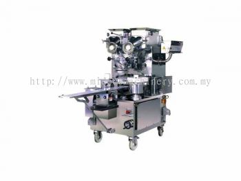 Encrusting  Extrusion Machine  (KN-300) (Machine for Cookies & Filling Cookies / Moon Cake / Mochi / Chinese Buns)