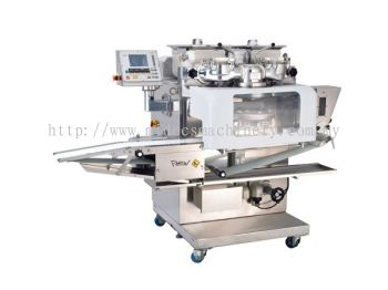 Reconditioned Rheon KN600 Encrusting Machine (KN-600) (Machine for Cookies & Filling Cookies / Moon Cake / Mochi / Chinese Buns)