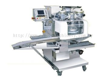Rheon Reconditioned Encrusting Machine(KN-500) (Machine for Cookies & Filling Cookies / Moon Cake / Mochi / Chinese Buns)