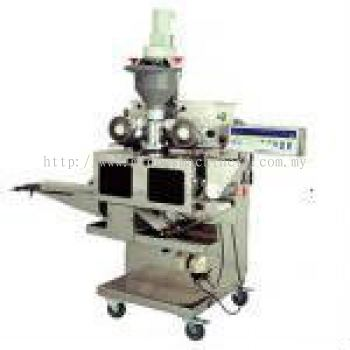 Auto Encrusting Machine with Double Filing Feeder (HM-168III)