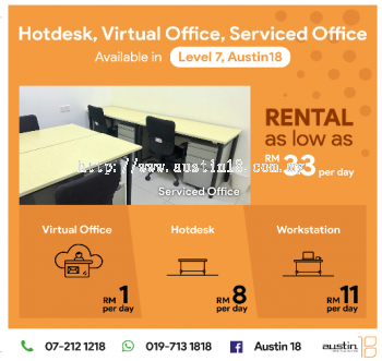 Co-Working Spaces to Rent