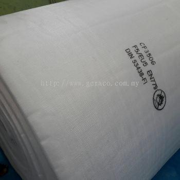 Ceiling Filter Media Rolls - 350gram