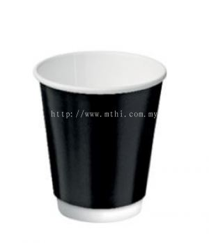 8OZ Double Wall Cups (80R)