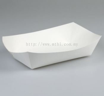 Paper Boat Trays 2 X 4