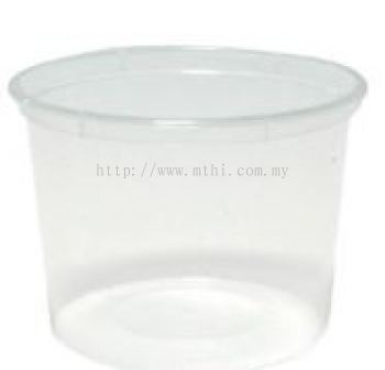 PP Round Container (700ml)