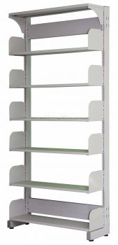 JS606 Library Single Sided Rack Without Steel Side Panel