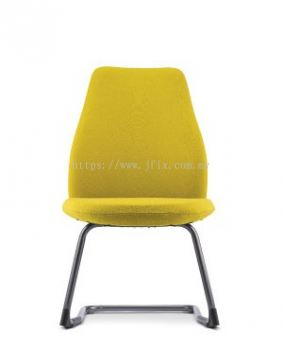 EV6413F-92E Visitor / Conference Chair Without Arm