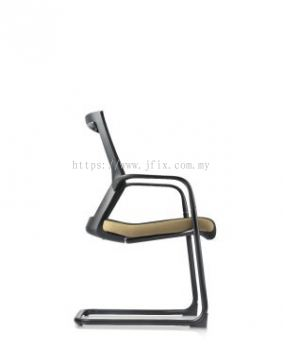 MX8113N-88EA69 Visitor / Conference Chair With Arm