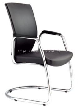 Moses Visitor Chair with Armrest