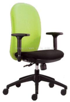 Vanise Medium Back Chair