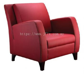 Camelia Single Seater with Armrest Sofa