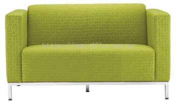 Mida Two Seater Sofa with Armrest