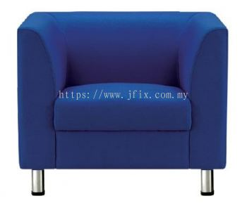 Lino Single Seater Sofa with Armrest
