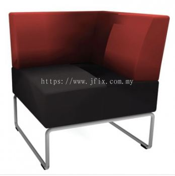 Range Single Seater with Left Armrest