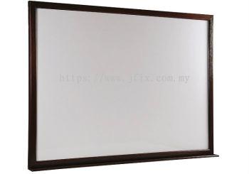 Whiteboard  Wooden Frame