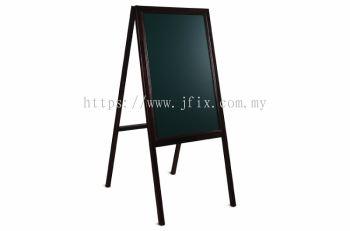 Wooden Frame Menuboard