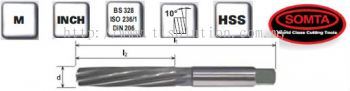 Parallel Hand Reamers (HSS)