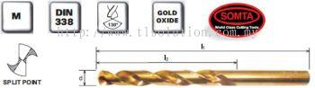 NDX Jobber Drills - Heavy Duty (HSS-COBALT)