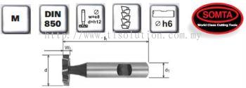 Woodruff Cutter  (HSS COBALT)-02