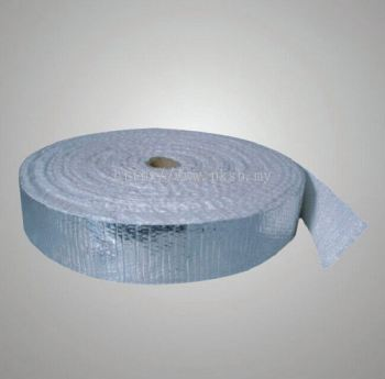 Ceramic Fiber Tape Aluminium Coating