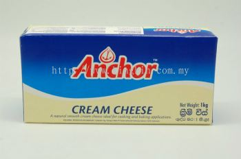 Anchor Cream Cheese - 1kg