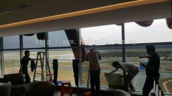 Window Film @ KLIA