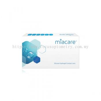 Miacare Silicone Hydrogel Monthly 3pcs