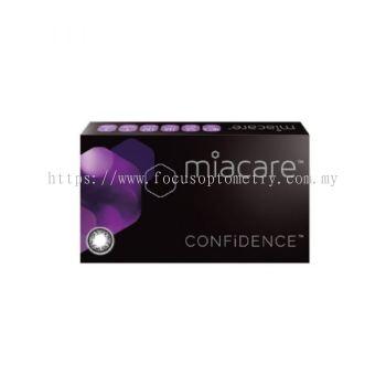 Miacare Confidence Dazzle Colour Monthly (2pcs)