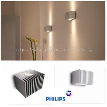 PHILIPS 69069 WALL LAMP WHITE