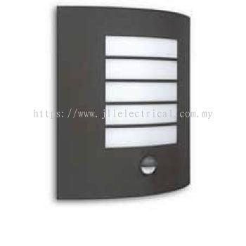 PHILIPS 17014 wall lantern antracit 1x60W 230V